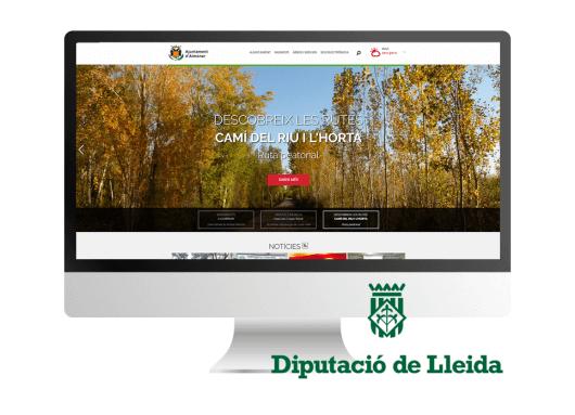 Projecte Plataforma multi web municipal