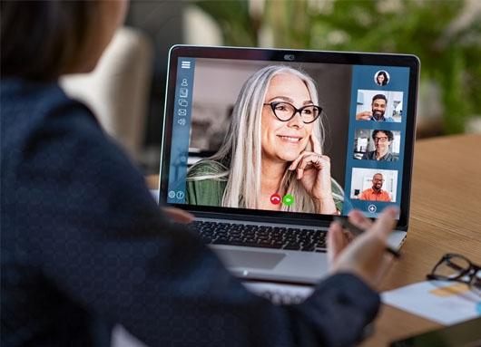 Sistema de videoconferències en plens telemàtics