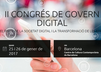 Congrés Govern Digital