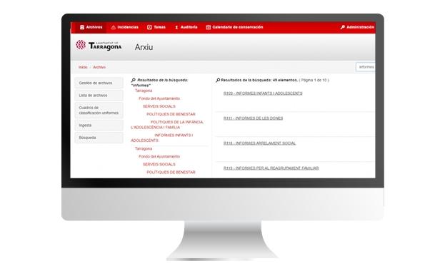 Archivo Electrónico