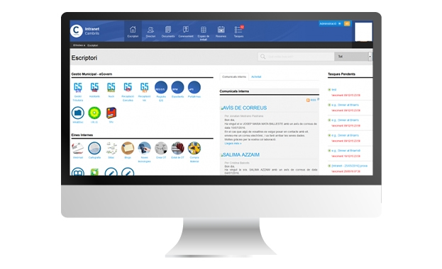 Intranet Municipal