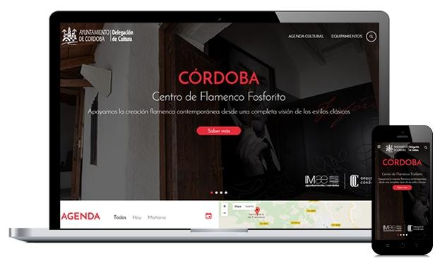 Portal Web Delegación Cultura