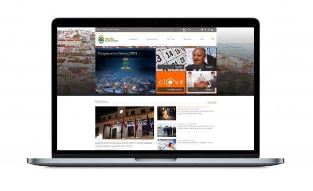 Imagen de Portal Web – Ayuntamiento Horche