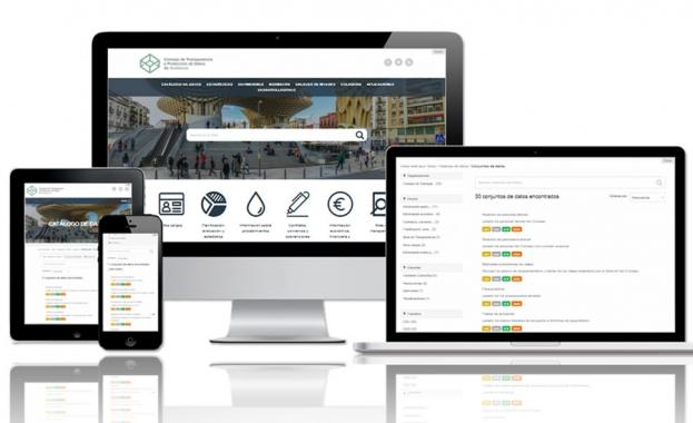 Portal de Datos Abiertos - CTPDA Andalucía 1