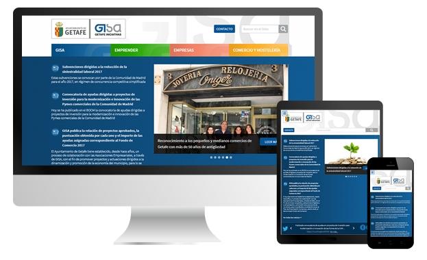 Portal Web Administración Pública
